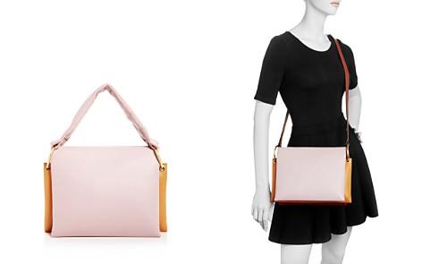Marni Color-Block Leather Shoulder Bag - Bloomingdale's_2