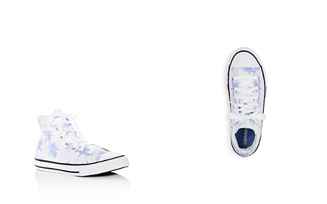 Converse Girls' Chuck Taylor All Star High Top Sneakers - Toddler, Little Kid - Bloomingdale's_2