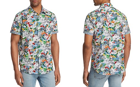 Robert Graham Barrier Reef Regular Fit Button-Down Shirt - 100% Exclusive - Bloomingdale's_2