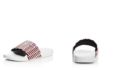 MARC JACOBS Women's Love Aqua Leather Slide Sandals - Bloomingdale's_2
