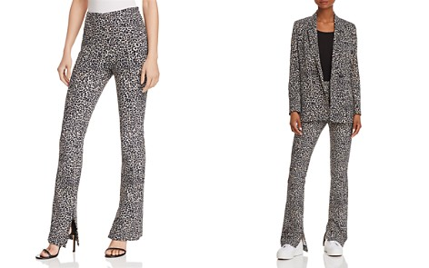 Anine Bing Leopard-Print Pants - Bloomingdale's_2