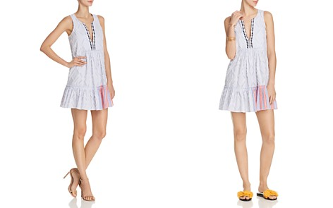 Lemlem Besu Mini Dress - Bloomingdale's_2