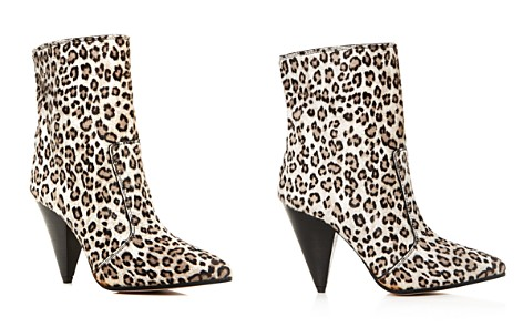 Stuart Weitzman Women's Atomic Leopard Print Calf Hair Booties - Bloomingdale's_2