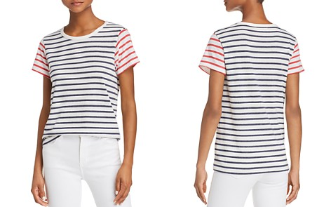 ALTERNATIVE Mixed-Stripe Tee - Bloomingdale's_2