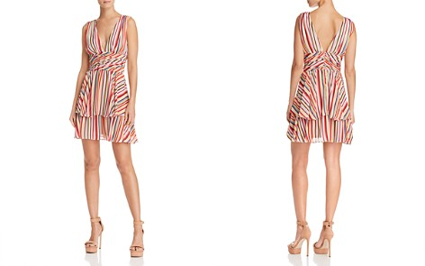 WAYF Wilton Tiered Striped Dress - Bloomingdale's_2