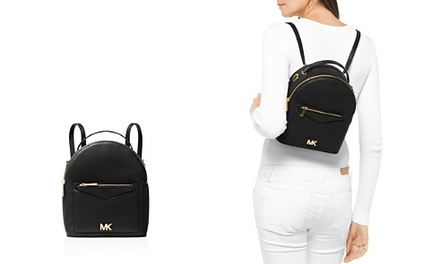 MICHAEL Michael Kors Jessa Small Convertible Leather Backpack - Bloomingdale's_2