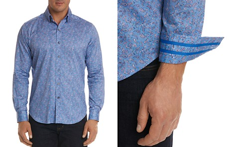 Robert Graham Corey Regular Fit Button-Down Shirt - Bloomingdale's_2
