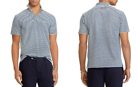 Polo Ralph Lauren Striped Custom Slim Fit Jersey Polo Shirt - Bloomingdale's_2