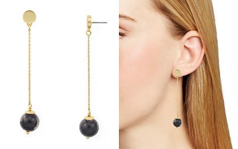 kate spade new york Linear Ball Drop Earrings - Bloomingdale's_2