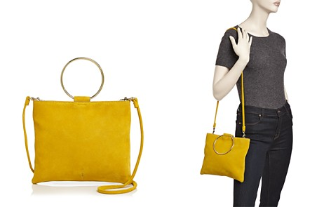 Thacker Le Pouch Suede Crossbody - Bloomingdale's_2