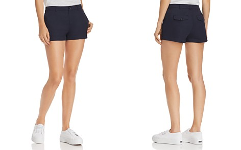 ATM Anthony Thomas Melillo Boyfriend Tailored Shorts - Bloomingdale's_2