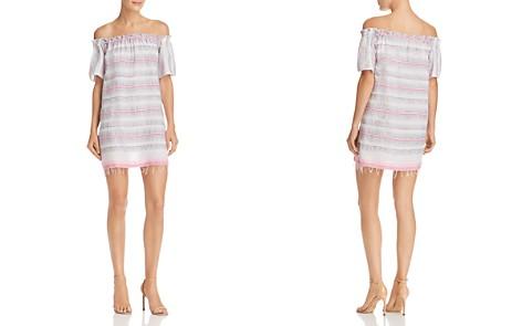Lemlem Tereza Off-the-Shoulder Dress - Bloomingdale's_2