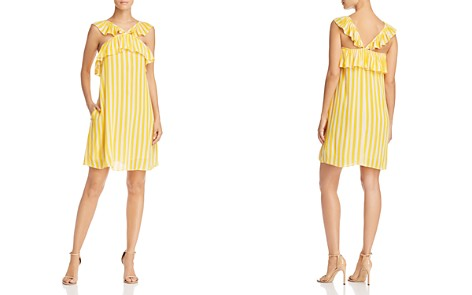 Rebecca Minkoff Tinsley Ruffled Striped Dress - Bloomingdale's_2