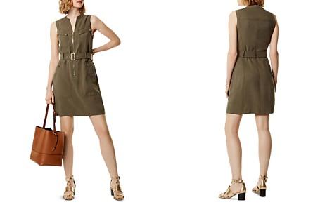 KAREN MILLEN Belted Utility Dress - Bloomingdale's_2