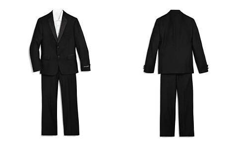 Michael Kors Boys' Tuxedo Jacket & Pants Set - Big Kid - Bloomingdale's_2