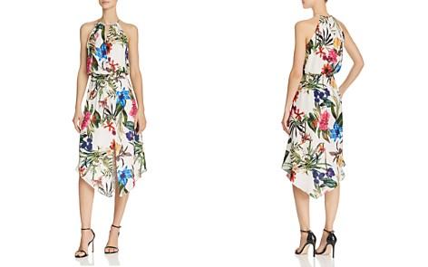 Parker Herley Floral Silk Dress - Bloomingdale's_2