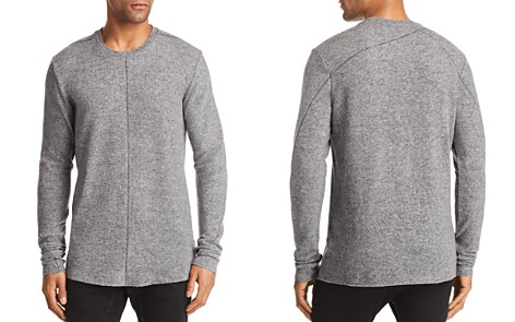 thom/krom Center Seam Crewneck Sweatshirt - Bloomingdale's_2