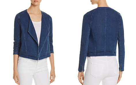 Lyssé Alana Cropped Denim Jacket - Bloomingdale's_2