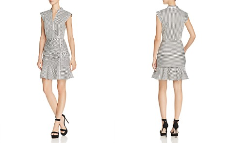 Lucy Paris Kimmy Ruched Dress - 100% Exclusive - Bloomingdale's_2