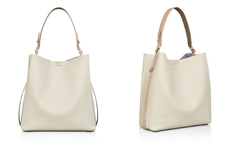ALLSAINTS Paradise North/South Leather Shoulder Bag - Bloomingdale's_2