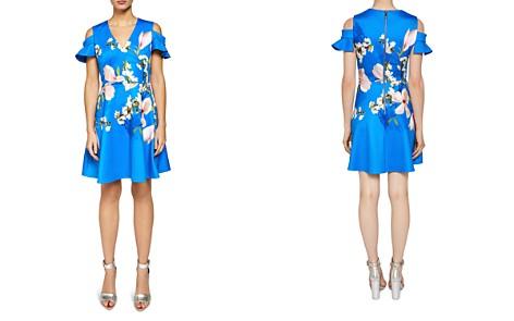 Ted Baker Ambre Harmony Cold-Shoulder Dress - Bloomingdale's_2