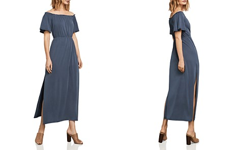 BCBGMAXAZRIA Charnet Off-the-Shoulder Maxi Dress - Bloomingdale's_2