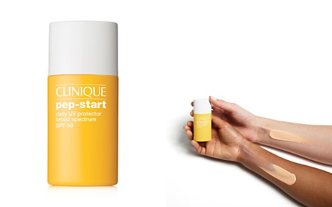 Clinique Pep-Start™ Daily UV Protector Broad Spectrum SPF 50 - Bloomingdale's_2