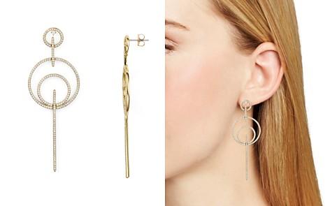 Nadri Pavé Long Earrings - Bloomingdale's_2