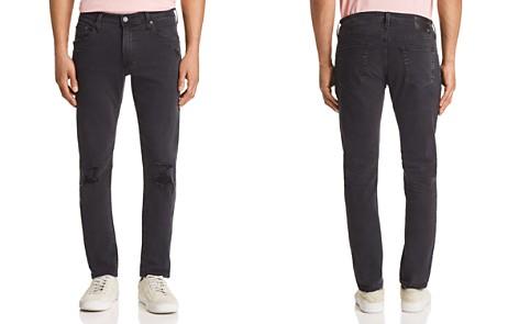 AG Tellis Slim Fit Jeans in 3 Years Black Ash - Bloomingdale's_2
