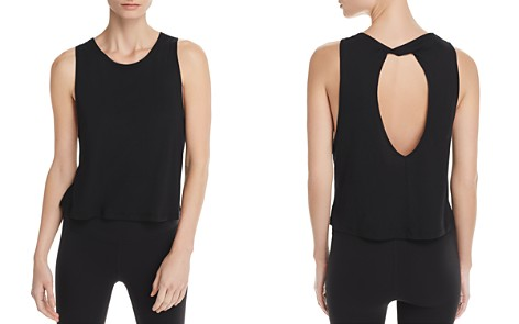 Beyond Yoga Aquarius Twist Cutout Tank - Bloomingdale's_2