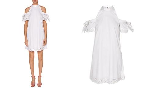 Ted Baker Cottoned On Semarra Cold-Shoulder Dress - Bloomingdale's_2