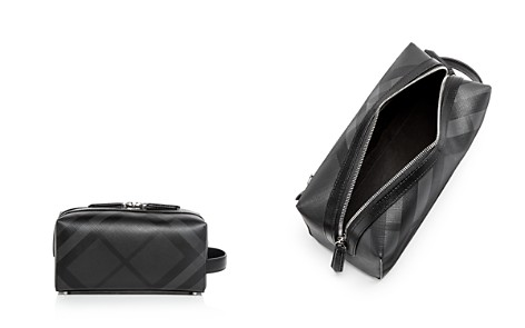 Burberry London Check Embossed Leather Travel Pouch - Bloomingdale's_2