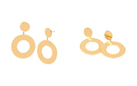 Gorjana Jagger Cutout Drop Earrings - Bloomingdale's_2