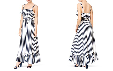 Betsey Johnson Striped Maxi Dress - Bloomingdale's_2