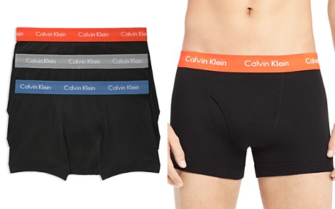 Calvin Klein Trunks, Pack of 3 - Bloomingdale's_2