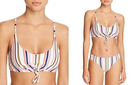 Splendid Line Up Crop Bikini Top - Bloomingdale's_2