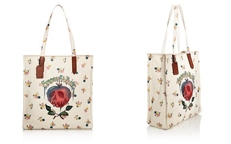 COACH x Disney Poison Apple Tote - Bloomingdale's_2