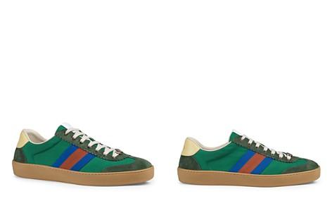 Gucci Men's Web Sneakers - Bloomingdale's_2