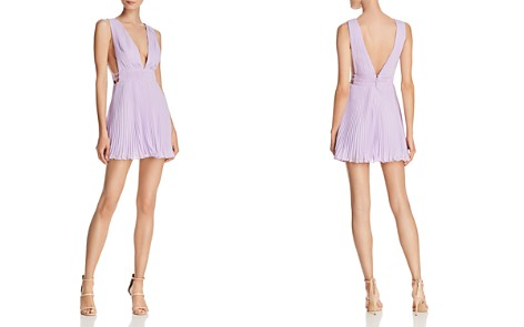 Fame and Partners Briella Mini Dress - 100% Exclusive - Bloomingdale's_2