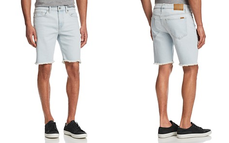 Joe's Jeans Cutoff Regular Fit Bermuda Shorts - Bloomingdale's_2