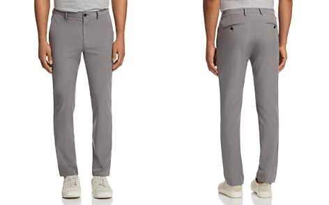 Theory Zaine Active Slim Straight Fit Pants - Bloomingdale's_2