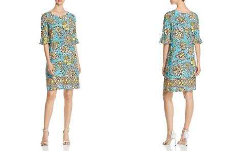 Leota Blake Ruffle-Sleeve Shift Dress - Bloomingdale's_2