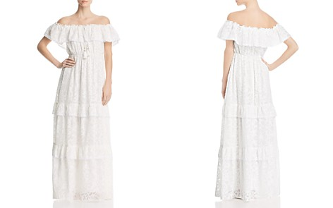 CATHERINE Catherine Malandrino Virginie Off-the-Shoulder Maxi Dress - Bloomingdale's_2