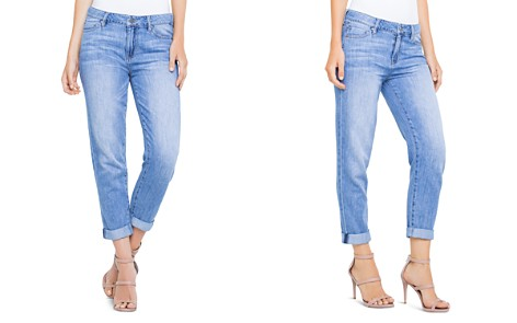 Liverpool Cameron Cuffed Ankle Boyfriend Jeans in Alton - Bloomingdale's_2