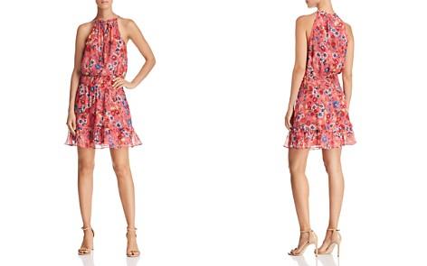 Parker Serenity Floral Silk Dress - Bloomingdale's_2