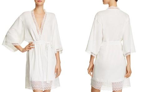 Flora Nikrooz Edie Knit Cover-Up Robe - Bloomingdale's_2