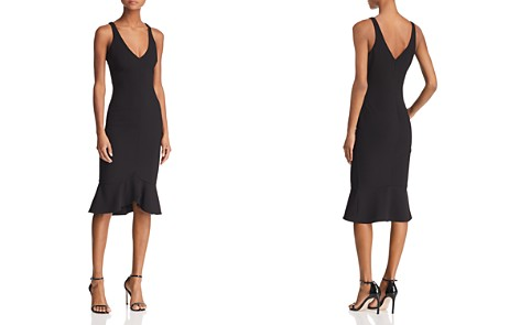 LIKELY Carina Flounced Midi Sheath Dress - Bloomingdale's_2