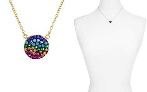 """AQUA Multi Color Disc Pendant Necklace, 15"""" - 100% Exclusive - Bloomingdale's_2"""