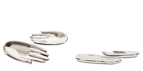 Howard Elliott Nickel Hand Plate Set - Bloomingdale's_2