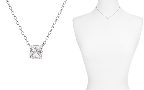 "AQUA Cushion Cut Necklace, 14"" - 100% Exclusive - Bloomingdale's_2"